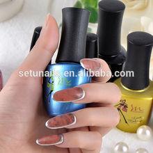 Setu 2015 newnon- tóxicos de uñas de gel polaco agrietada de esmalte de uñas