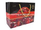Fruit Packaging Fancy Gift Paper Bag Supplier