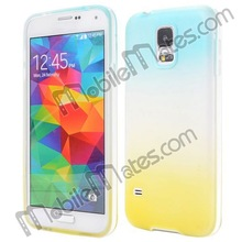 Candy Colors Detachable PC Bumper & TPU Case For Samsung Galaxy S5 I9600/G900