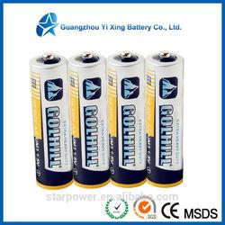 Low Price R6 UM3 size AA is carbon zinc battery