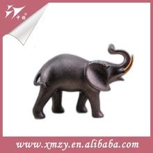 Home decoration animal resin elephant figurines
