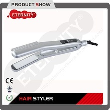Gold Hair Straighteners 240V Flat Iron Protein Hair Straightener Brand Hair Iron