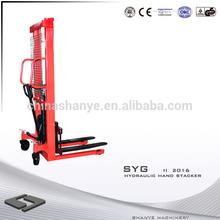 2000kg a mano idraulico carrello idraulico pallet prodotti