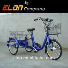electric three wheels bike (E-TDR05)