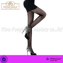 Fashion sexy mesh jacquard pantyhose