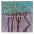 originais pintados à mão da paisagem pintura a óleo abstrata sobre tela
