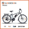 36V10Ah lithium battery powered MTB Bicycle TM261 for outdoor sports