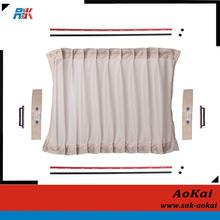 mesh sunshade car curtain rail