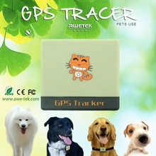 Automatic Report Position worlds smallest pet gps tracker