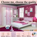 Foshan usine offre prix enfants lit en bois- kids bedroom set