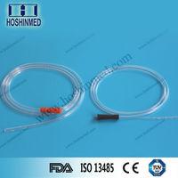 Versatility high temp resistent medical grade PVC made disposable stomach tube