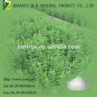 Natural stevia powder as sweetener with Rebaudioside A 40%-90%