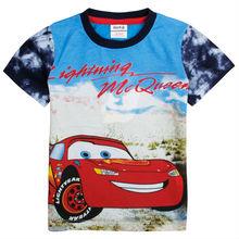 2014 custom best quality baby boy cotton t shirt