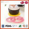 Vulcanpro FDA LFGB Audit Fcatory wholesale Silicone Mats (Assorted Color)