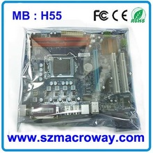 CPU Based Motherboard, Support DDR2 or DDR3 LGA 775 Socket Motherboard G41
