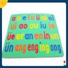 Kids study EVA letters fridge magnets custom alphabet