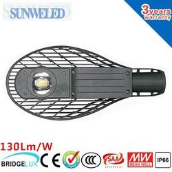Meanwell Driver UL 50W Square LED Street Lamps 50w 70w 80w 100w 120w 150w