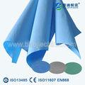médico de esterilização de papel crepe papel estéril