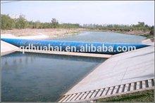 Irrigation rubber dam
