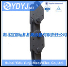 ISO certificate alloy steel bush roller chain for bucket elevator