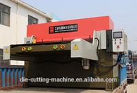 Automatic Feeding Precise Hydraulic Four Column die cutting press machine