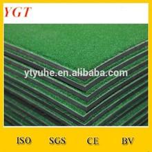 golf mat training mat nylon knitted crimp