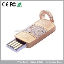 Fashion and quality jewelry usb flash drive 1gb 2gb 4gb 8gb 16gb