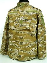 US Army Desert Tiger Stripe Camo BDU Uniform Set