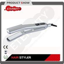 China Wholesale High Quality professional titanium tourmaline infrared hair straightener