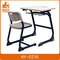 Scuola scrivania e una sedia- specialisti di mobili da esterno