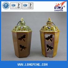 Decorative Ceramic Oil Lamp