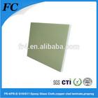 Manufacture of epoxy fiber glass G10 board