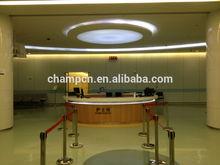ZG0303 Hospital Reception Desk Nurse Station modern design reception counter