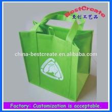 Factory OEM Production Recyclable Non Woven Bag,non woven shopping bag