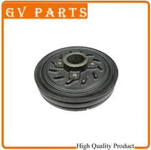 High quality Auto H100 D4BB D4BA crankshaft pulley for 23129-42070
