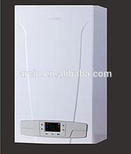 flue type gas boiler/ geyser Shower Wall Hung Gas boiler/gas boiler for home using