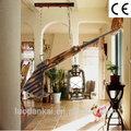 antiguo estilo especial hecho a mano de bambú decoración de araña