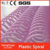 plastic spiral rings
