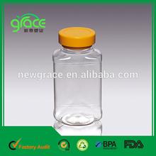 ที่chao- 1ตารางราคาถูกที่ชัดเจนสัตว์เลี้ยงขวดพลาสติกน้ำ