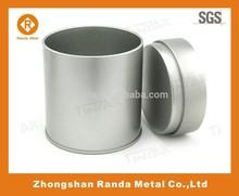 Metal Material and Tin Metal Type mint candy tin can