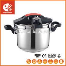 energy industrial gas stainless steel pressure cooker european