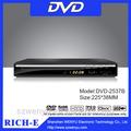2014 de tamaño medio para el hogar de dvd con usb y sd prmotion