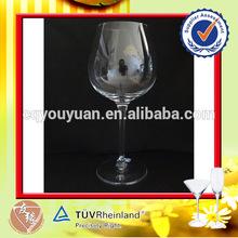 Wine glassware for hotel and restaurent
