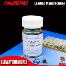 Fixing Agent paper water treatment chemical used polyDADMAC