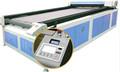 Hot! Chine haute précision tissu en cuir véritable machine de découpe de bande