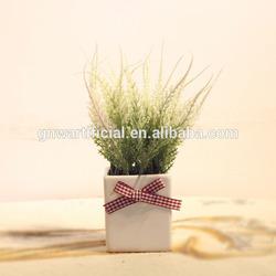 GNW GP001-2 home decoration plastic bonsai plant sale for living room decor bonsai