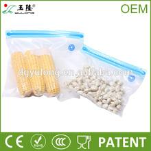 PA/PE plastic bag for food, Fresh bag, Food bag