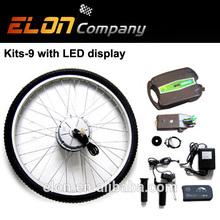 Electric Bike's Motor Kit's Conversion Kits with CE (kits-9 LED )