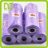 Yiwu Wholesale Plastic Pet Waste Bag