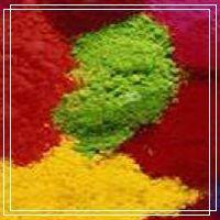 organic pigments series